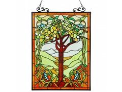 Tree of Life Window Panel/Suncatcher