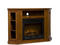 Claremont Media Electric Fireplace
