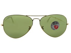 Polarized Large Aviator Sunglasses
