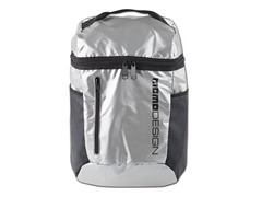 Momo Design Folding Backpack, Silver