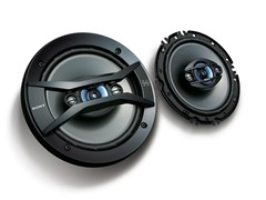 "Sony 6.5"" 270W 4-Way Speakers (Pair)"