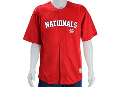 Washington Nationals Jersery (L)