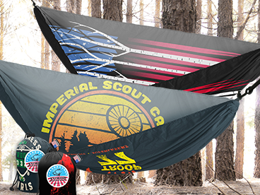 Limited-Edition Camping Hammocks