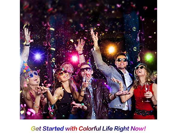 Image of Mlambert Color Changing Light Bulbs