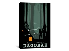 Dagobah by DarkLord (2-Sizes)