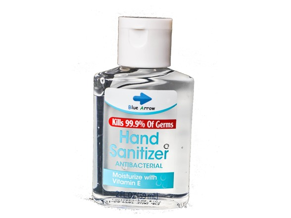 Image of Blue Arrow Gel Hand Sanitizer (your Choice)