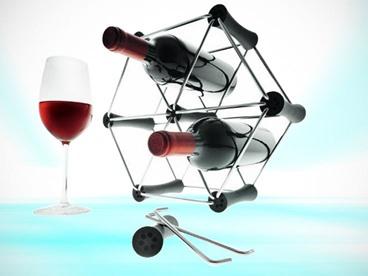 Eva Solo Modular Wine Rack Kit