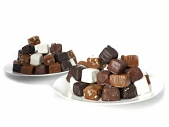 The Candy Basket Caramel Assortment-2lbs