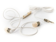 Filagree High-Fashion Earphones