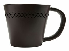 K by Keaton 12oz K-Stitch Mug Bark Set of 6