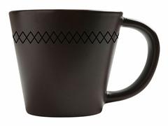 K by Keaton 12oz K-Stitch Mug Bark Set of 6