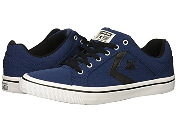 2d8ab2da22db Converse Men s El Distrito Ripstop Canvas Low Top Sneaker