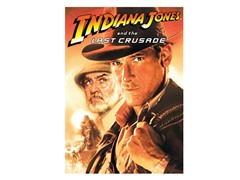 Indiana Jones & The Last Crusade [DVD]