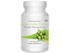 Green Coffee Extract, 60ct