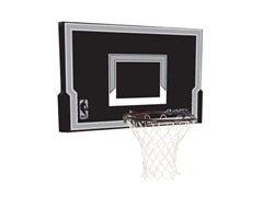 "Spalding 44"" Eco-Composite Backboard/Rim"