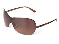 Brown/Gradient Brown Sunglasses