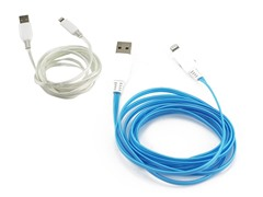 6ft Light up Lightning Charging Cable