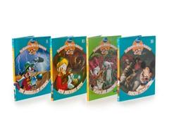 Disney World of Knowledge 4-Pack Bundle