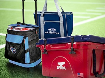 Tailgating Coolers & Caddies