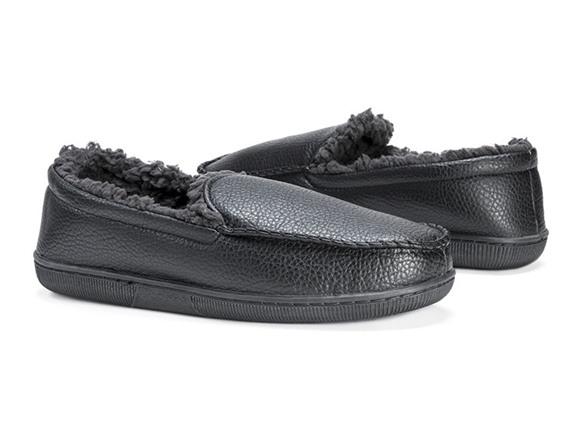 Image of Muk Luks Men's Moccasin Slippers
