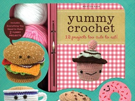 Yummy Crochet Projects Book