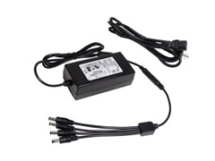 12V 3A 4-Port Power Adapter