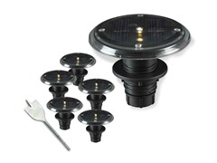 Solar Deck 5-Light Set