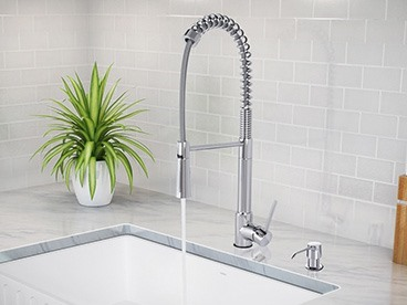 You Deserve Nice Faucets!