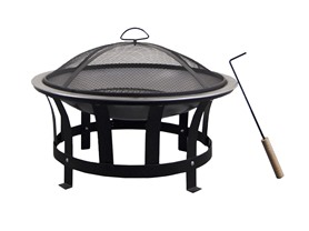 "Astella Wood Burning Fire Pits - 24"" or 30"""