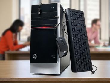 Envious HP ENVY Desktop & All-In-One PCs