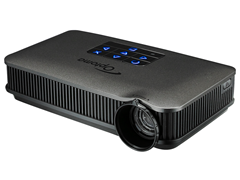 Rechargeable 100Lm LED Pico Projector