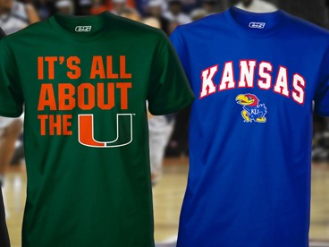 NCAA Tees, Please!