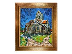 Van Gogh - Church at Auvers