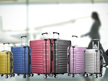 Rivolite Milano 3-Piece Hardside Spinner Luggage