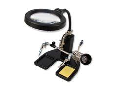 SolderMag w/ LED Magnifier