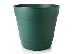18-Inch Basic Planter, 6-Pack, Green