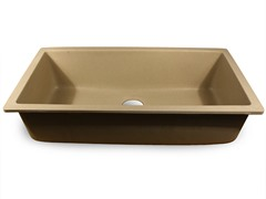 Single Bowl Sink, Granite