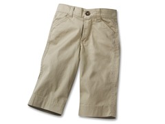 Toddler Twill Pants - Khaki
