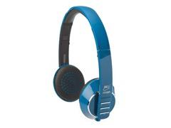Bluetooth Headphones - Blue/Black
