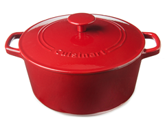 Cuisinart Cast Iron Casseroles