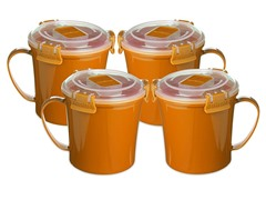 Sistema Mug to Go - Set of 4