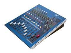 12-Channel Professional Digital (DSP) Console Mixer