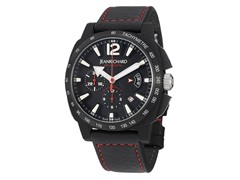 Men's Chronoscope Chronograph Black Dial