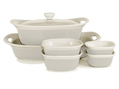 CorningWare 7-Pc Set - Sand