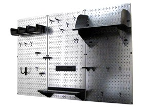 Wall Control Pegboard Tool Storage Kit