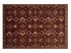 Parker Transitional Red Rug - 5 Sizes