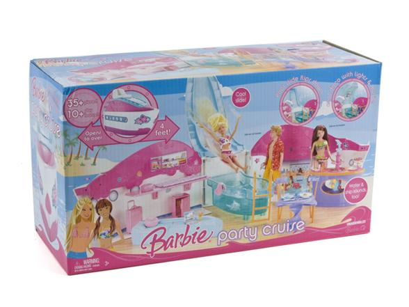 Barbie Party Cruise Ship Kids Woot