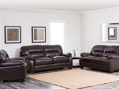 Jefferson 3PC Sofa, Loveseat, & Armchair