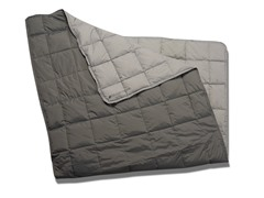 Packable Down Travel Blanket