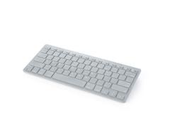 Ultra-Slim Bluetooth Keyboard - Grey